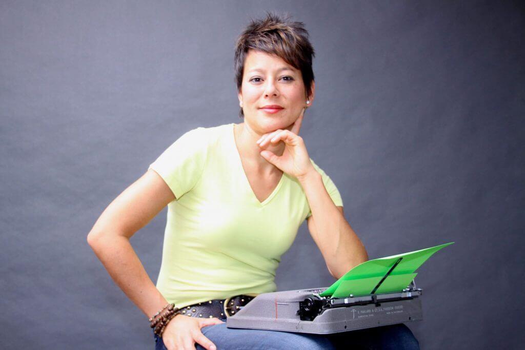 Ancilla-Schmidhauser_Storytellling_Schreibmaschine