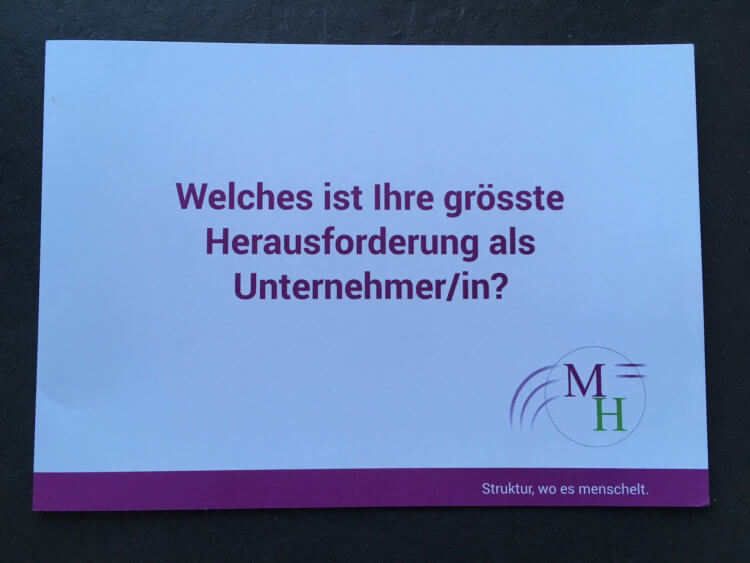 Martina Hess Personalangelegenheiten_Business Storytelling_Ancilla Schmidhauser_Akquise Stories_Flyer 1