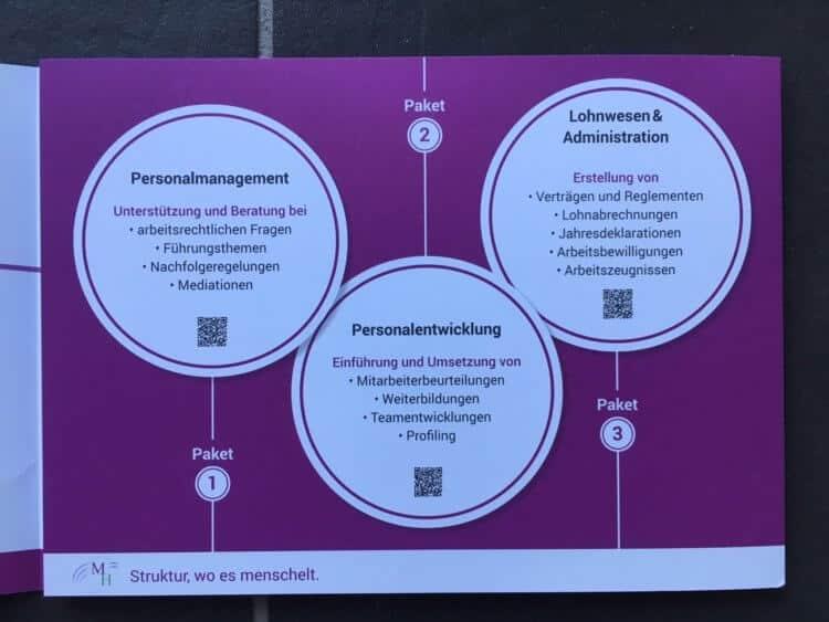 Martina Hess Personalangelegenheiten_Business Storytelling_Ancilla Schmidhauser_Akquise Stories_Flyer 5