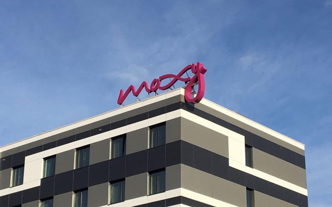 Moxy Hotel Check