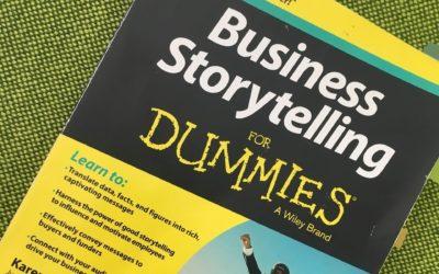 Mein heutiger Buchtipp zum Thema Business Storytelling