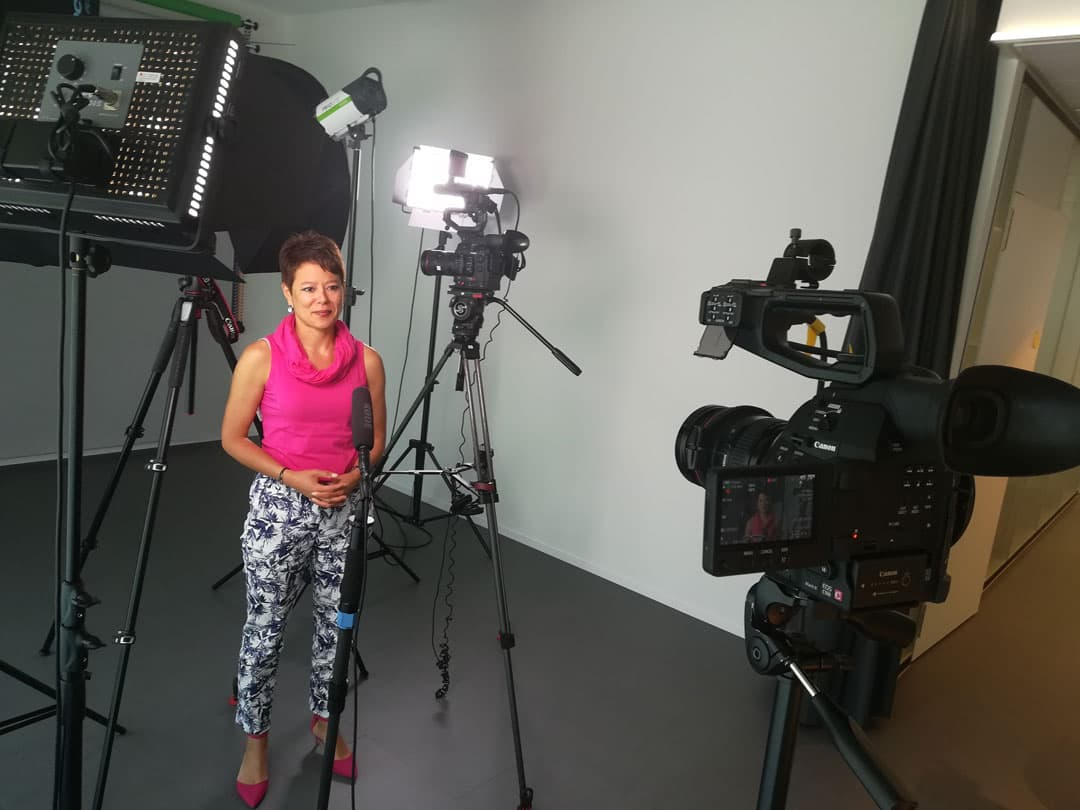 Storytelling Video Kurs mit Ancilla Schmidhauser