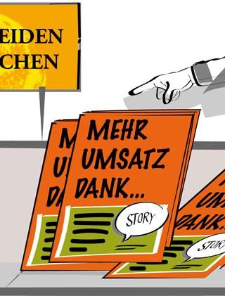 Story Box mit Stories von Ancilla Schmidhauser