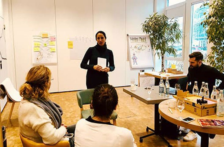 Storytelling Workshop Grundlagen Business Storytelling