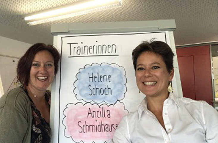 Storytelling Workshop mit Ancilla Schmidhauser