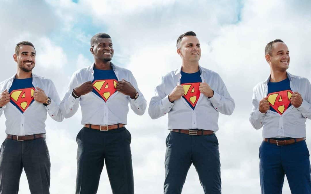 Ist Ihr Unternehmen der Held?