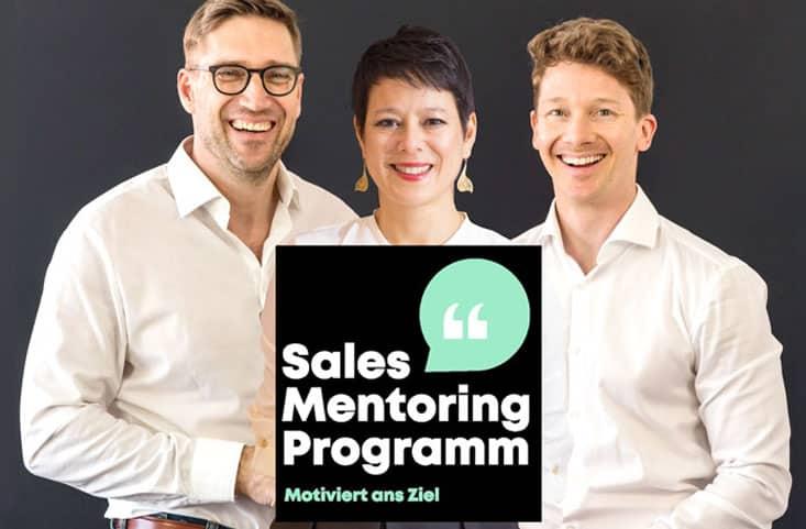 Sales Mentoring Programm